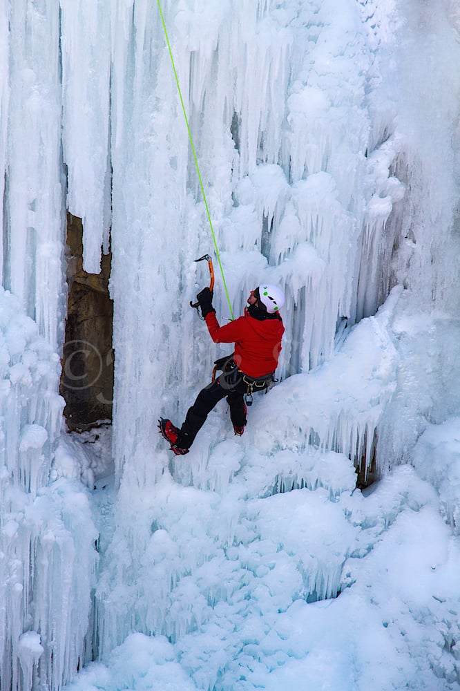 Ouray Ice Climbing Park, Image #1241