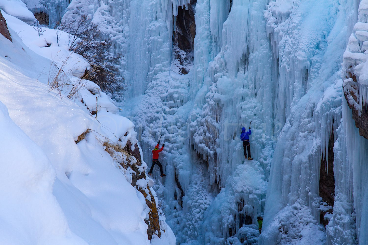 Ouray Ice Climbing Park, Image #1267