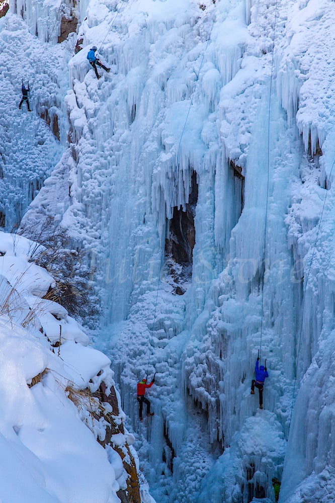 Ouray Ice Climbing Park, Image #1275
