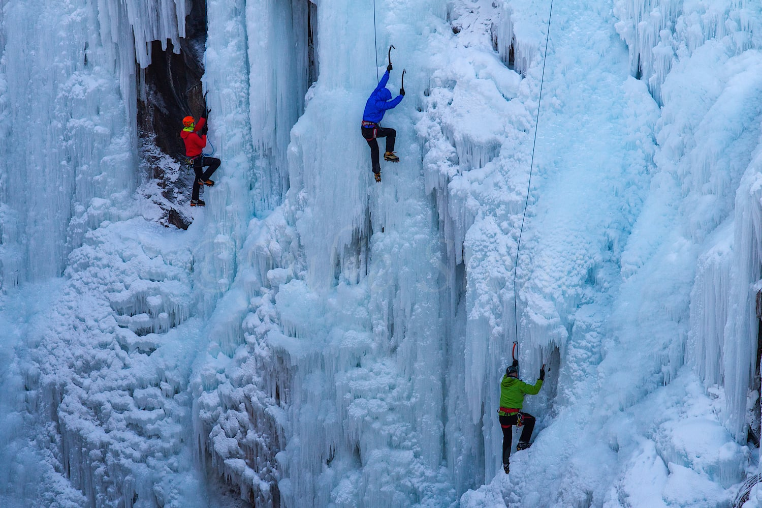 Ouray Ice Climbing Park, Image #1290
