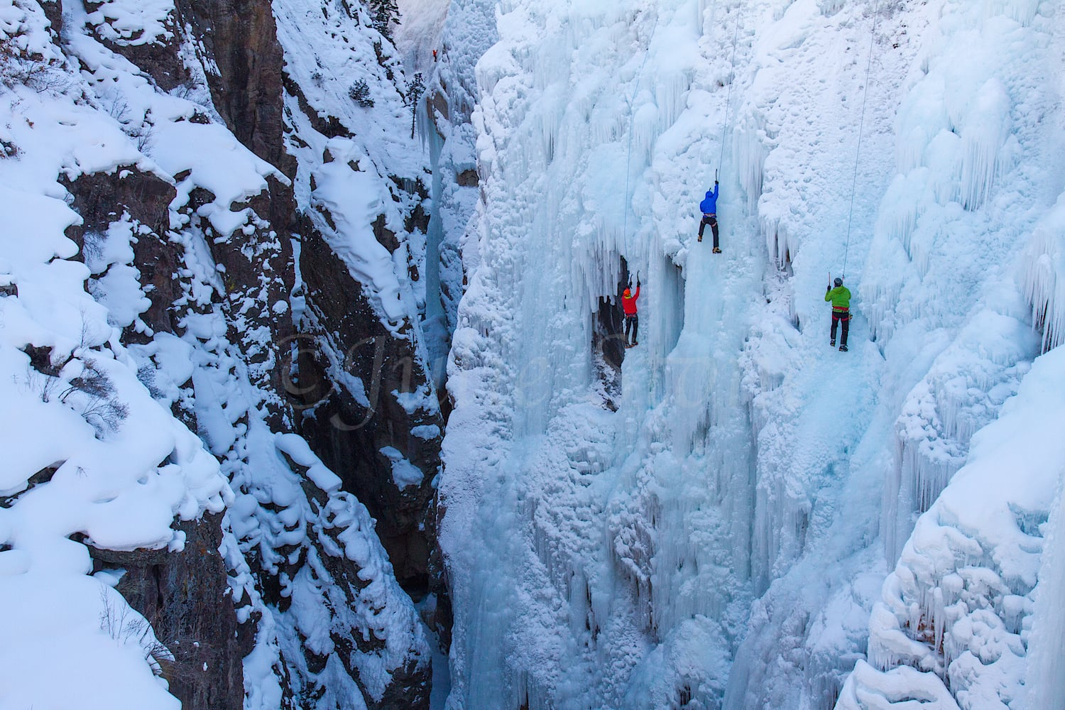 Ouray Ice Climbing Park, Image #1319