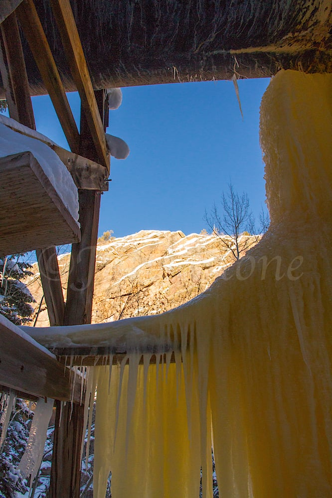Ouray Ice Climbing Park, Image #1447