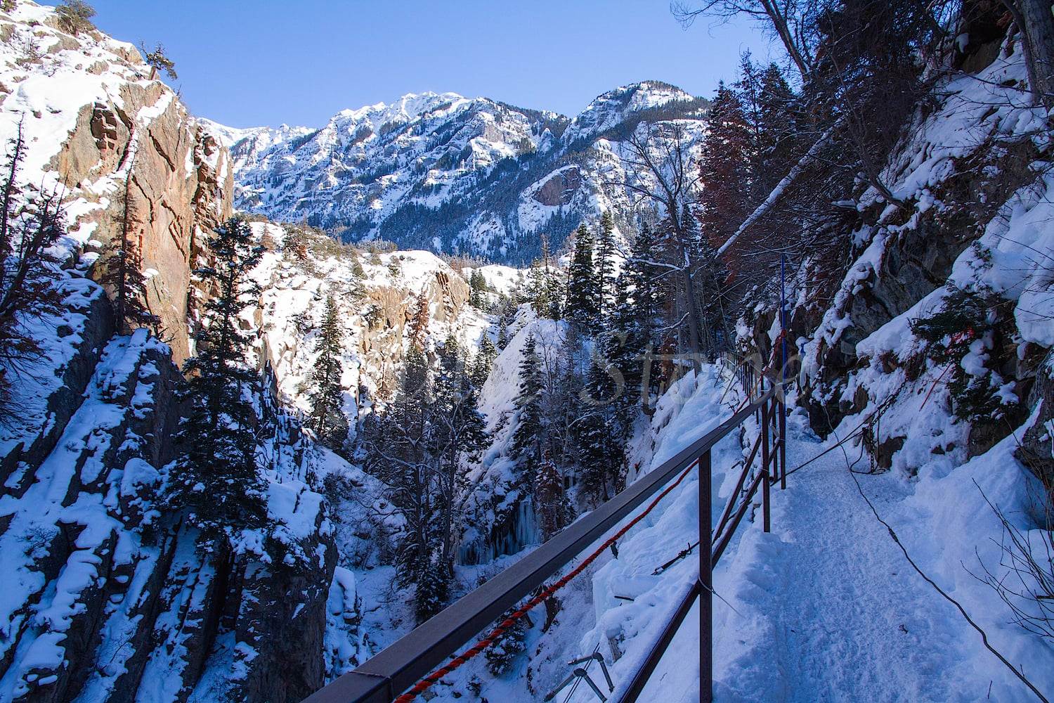 Ouray Ice Climbing Park, Image #1362
