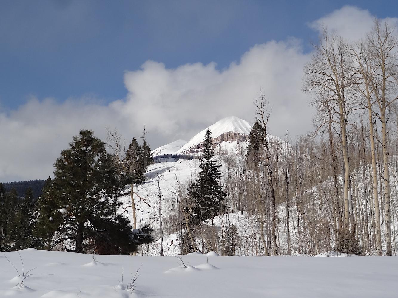 Lime Creek Road Snowshoe, Image #5350