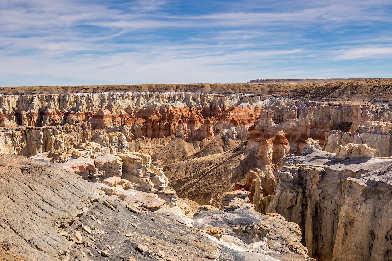 Coal Mine Canyon, Image #JS_4856