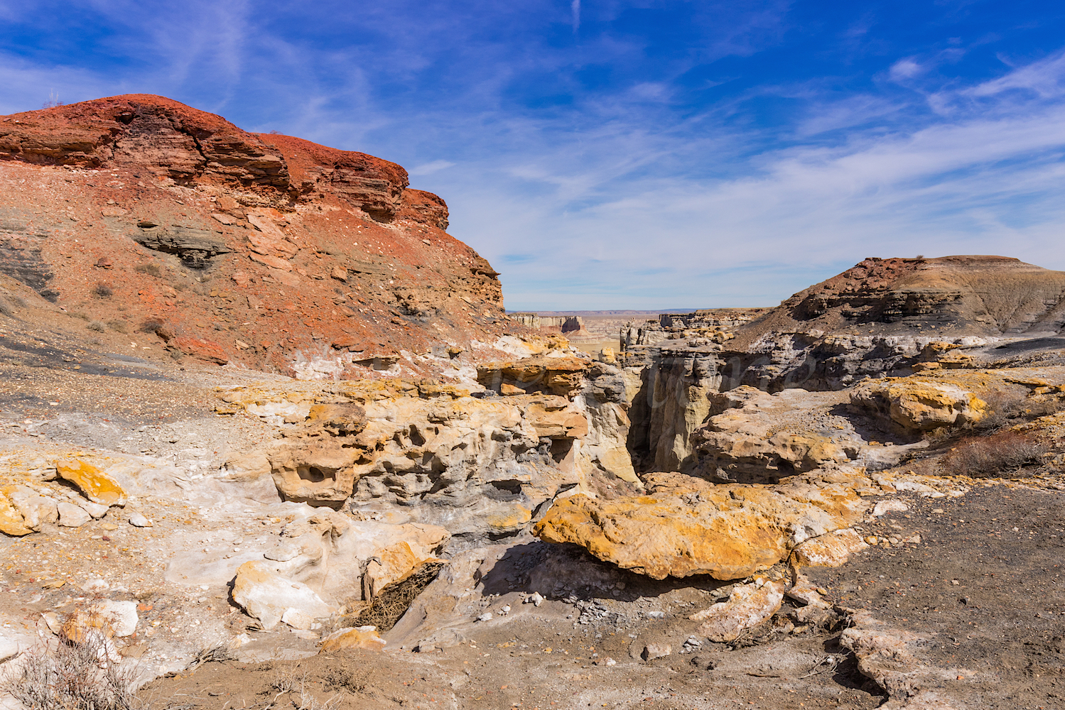 Coal Mine Canyon, Image #JS_4921