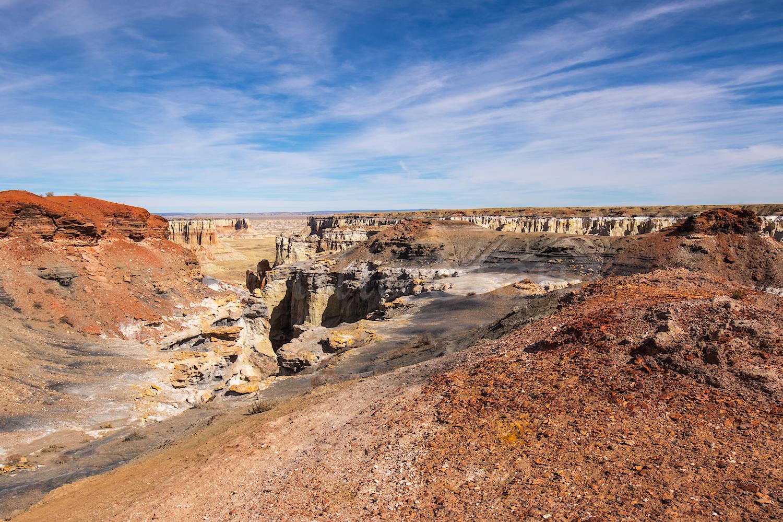 Coal Mine Canyon, Image #JS_5290