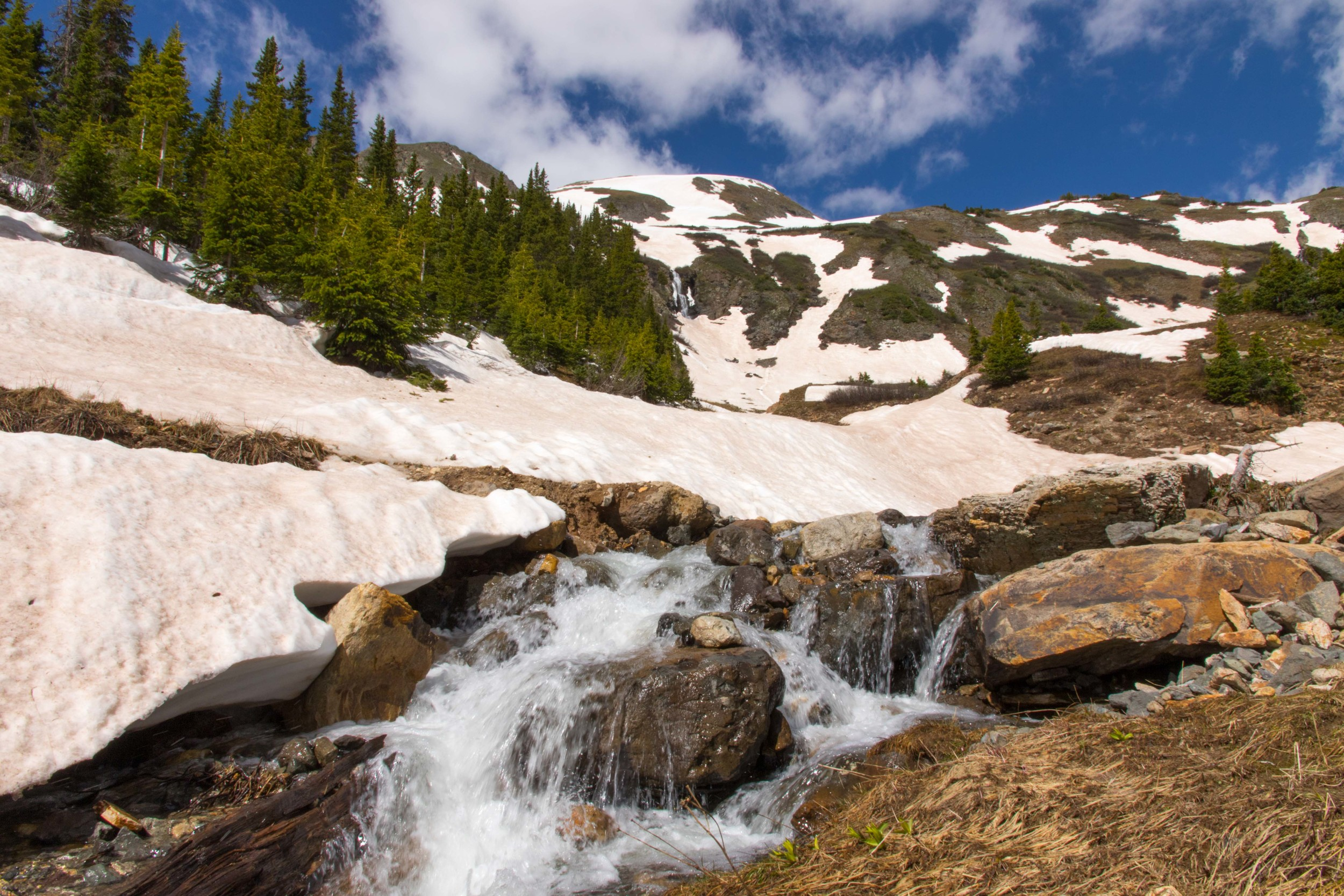Black Bear Waterfall, Image #JS2_0292