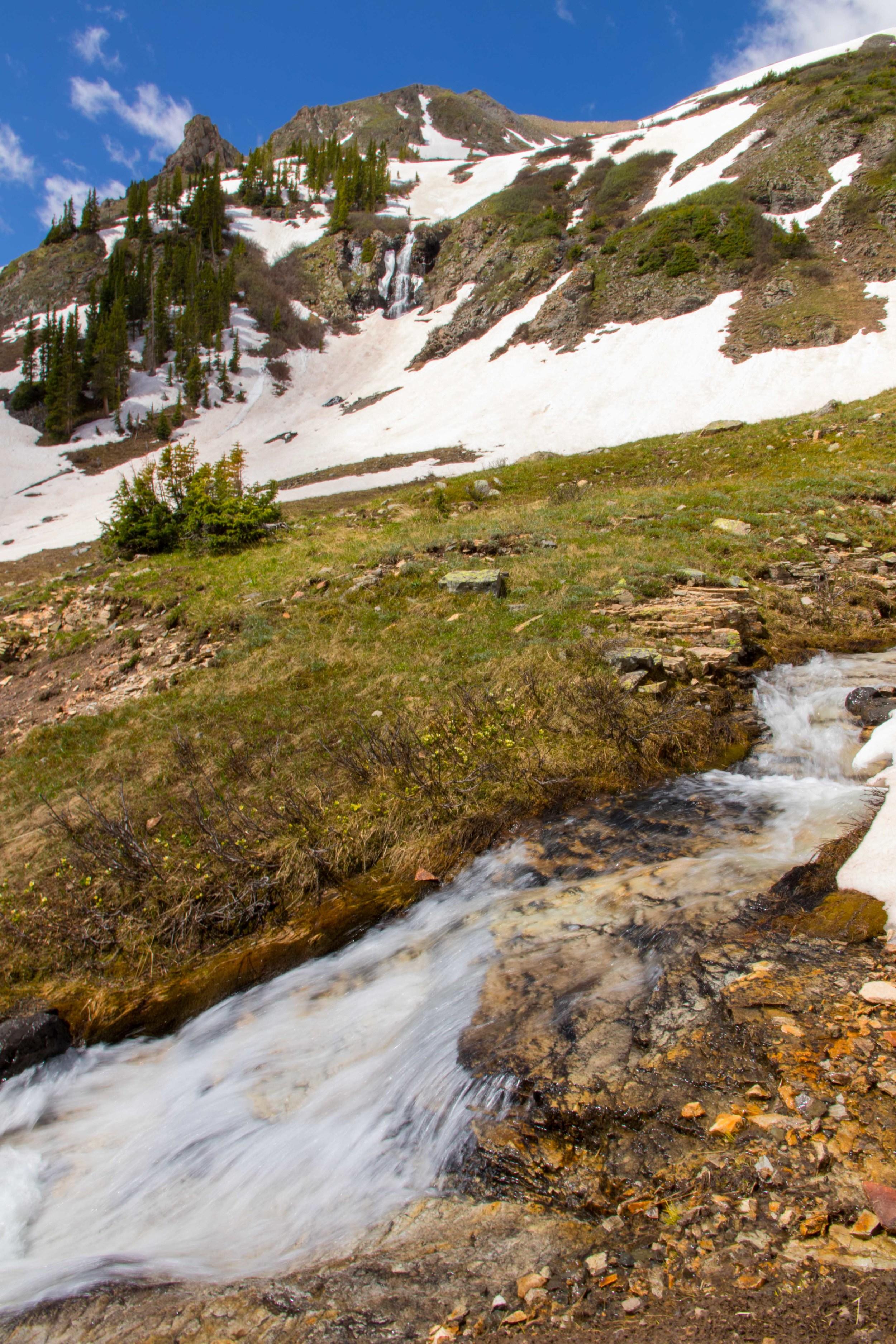 Black Bear Waterfall, Image #JS_0375