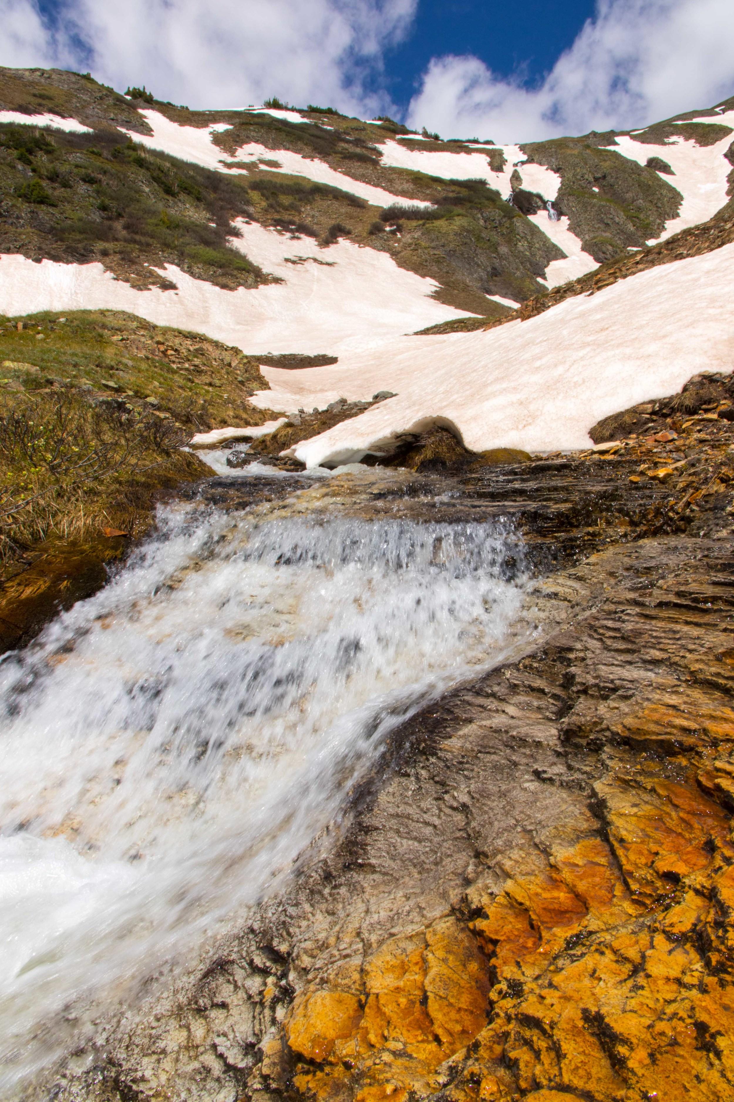 Black Bear Waterfall, Image # JS_0379