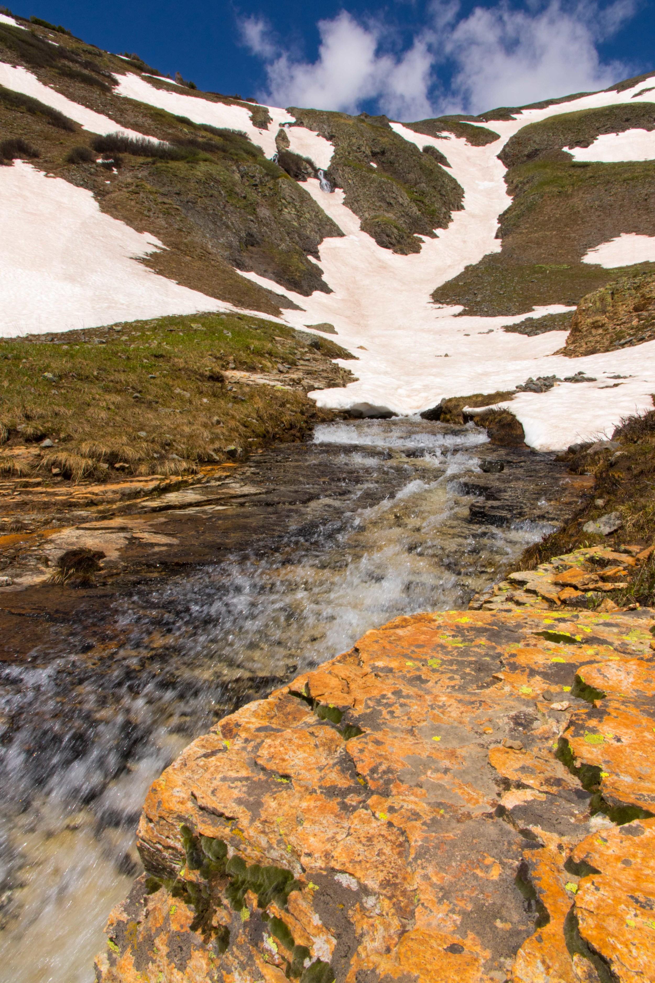 Black Bear Waterfall, Image #0486