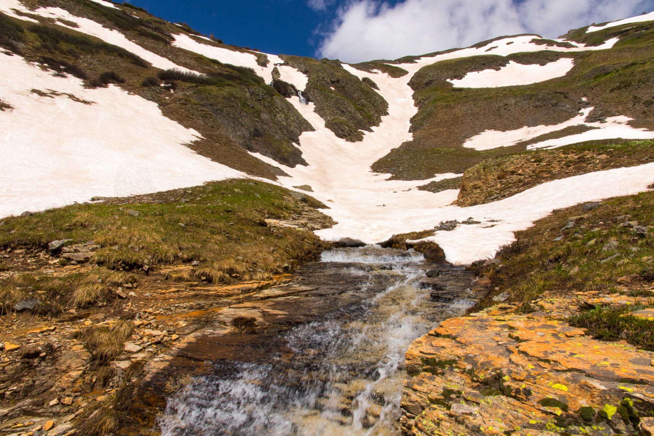 Black Bear Waterfall, Image # JS_0495