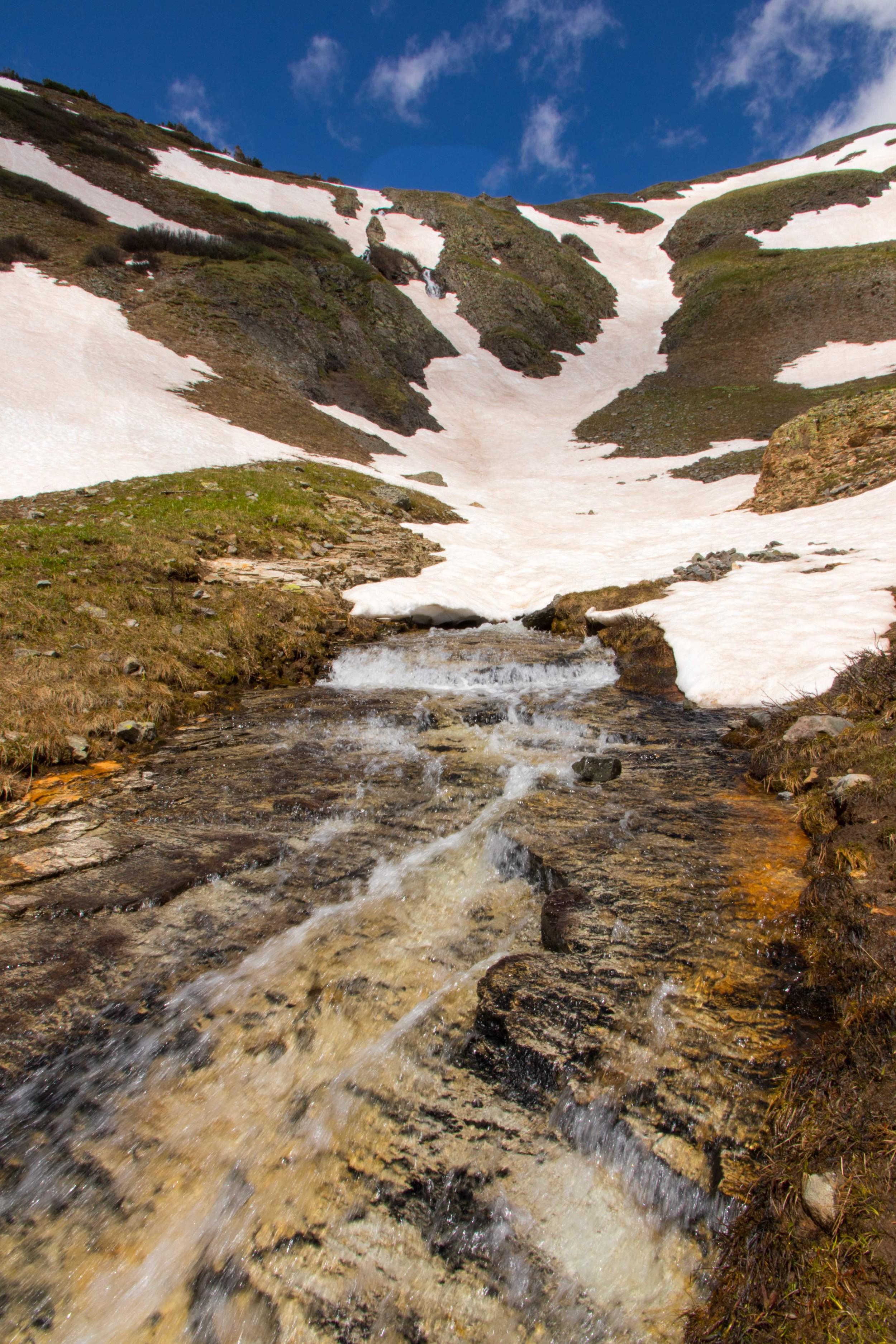 Black Bear Waterfall, Image # 0519