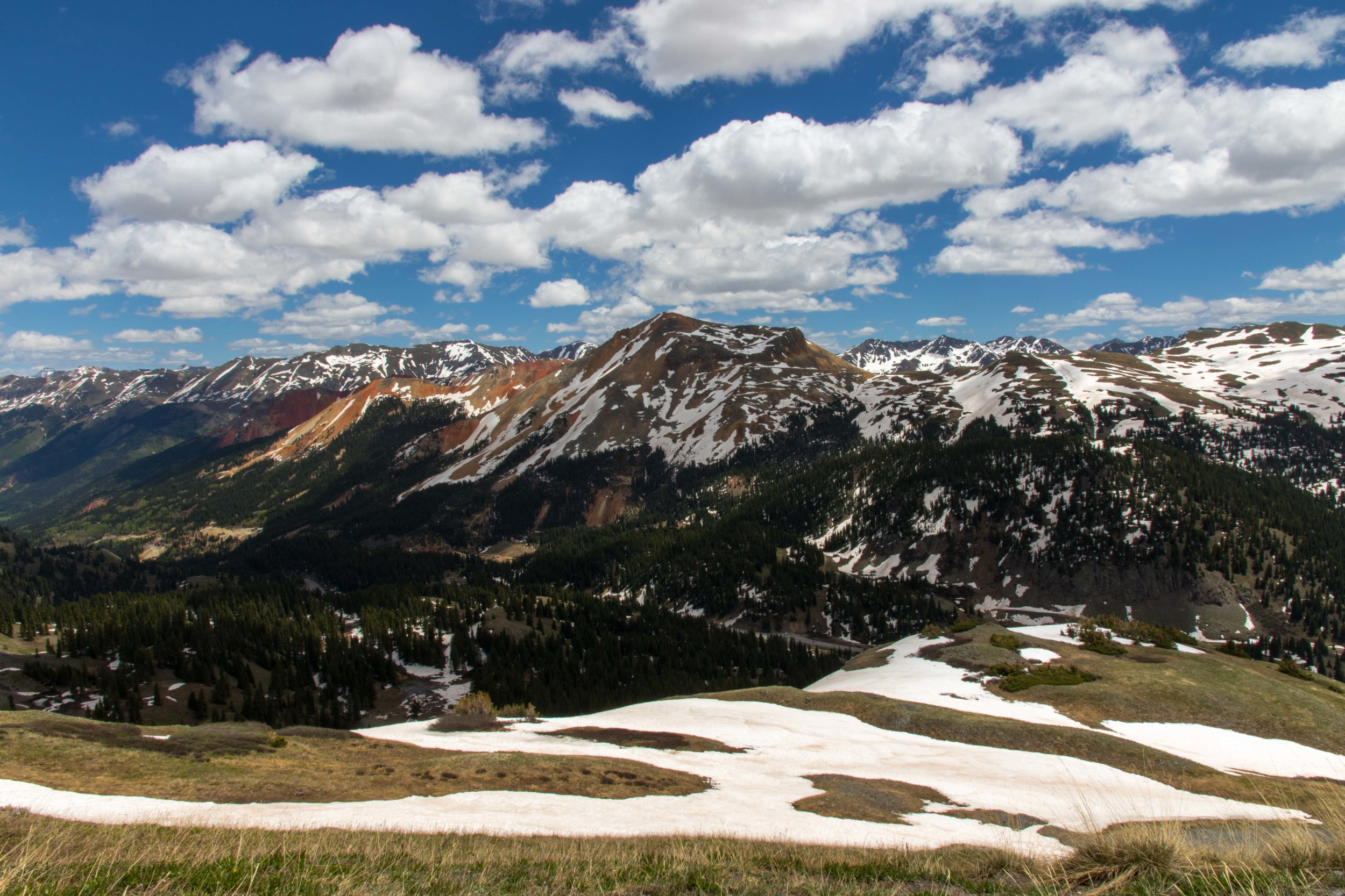 View of Red Mountain #3, Image #JS_0701