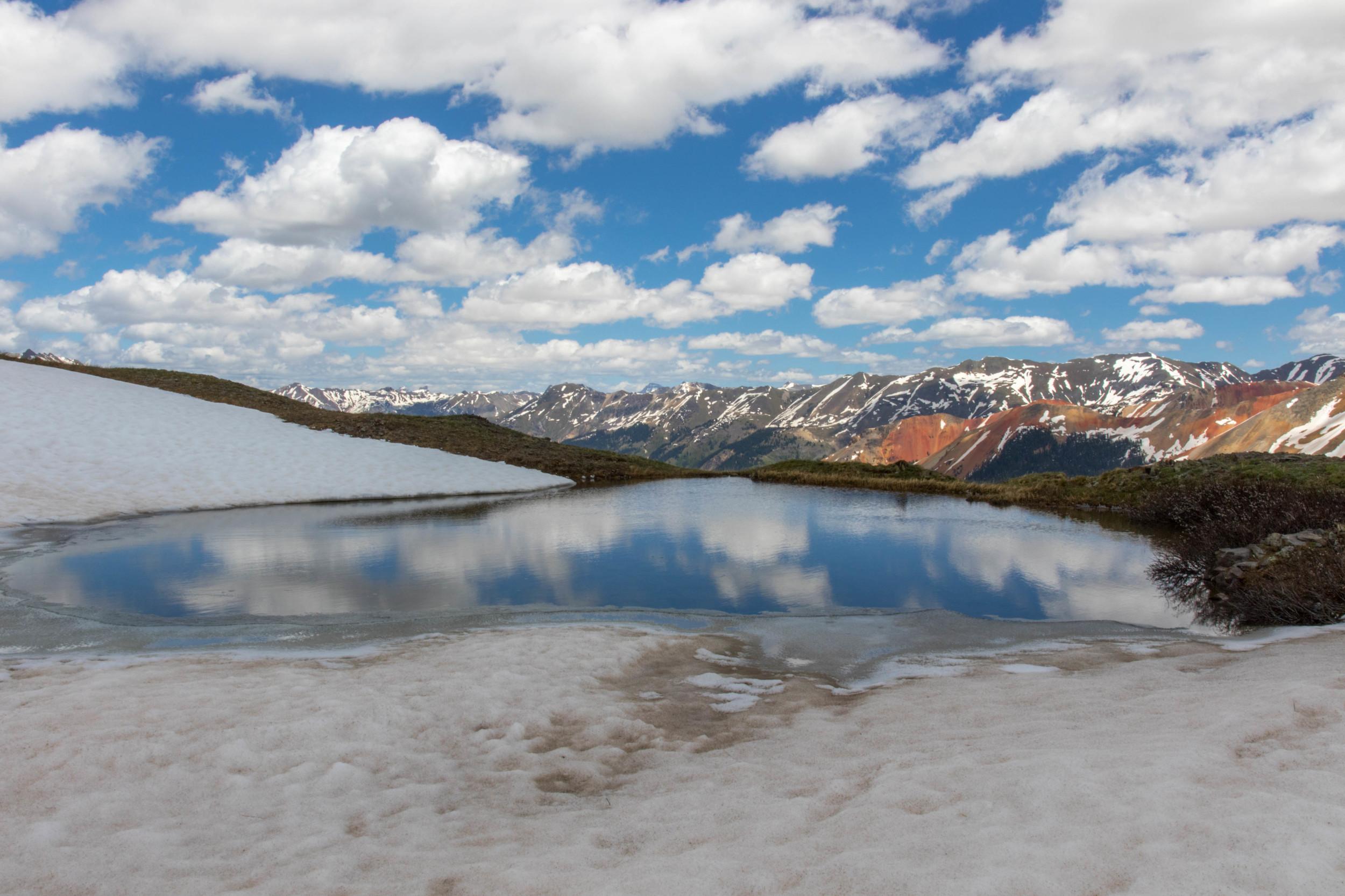 Cloud Reflections, Image # JS_0762