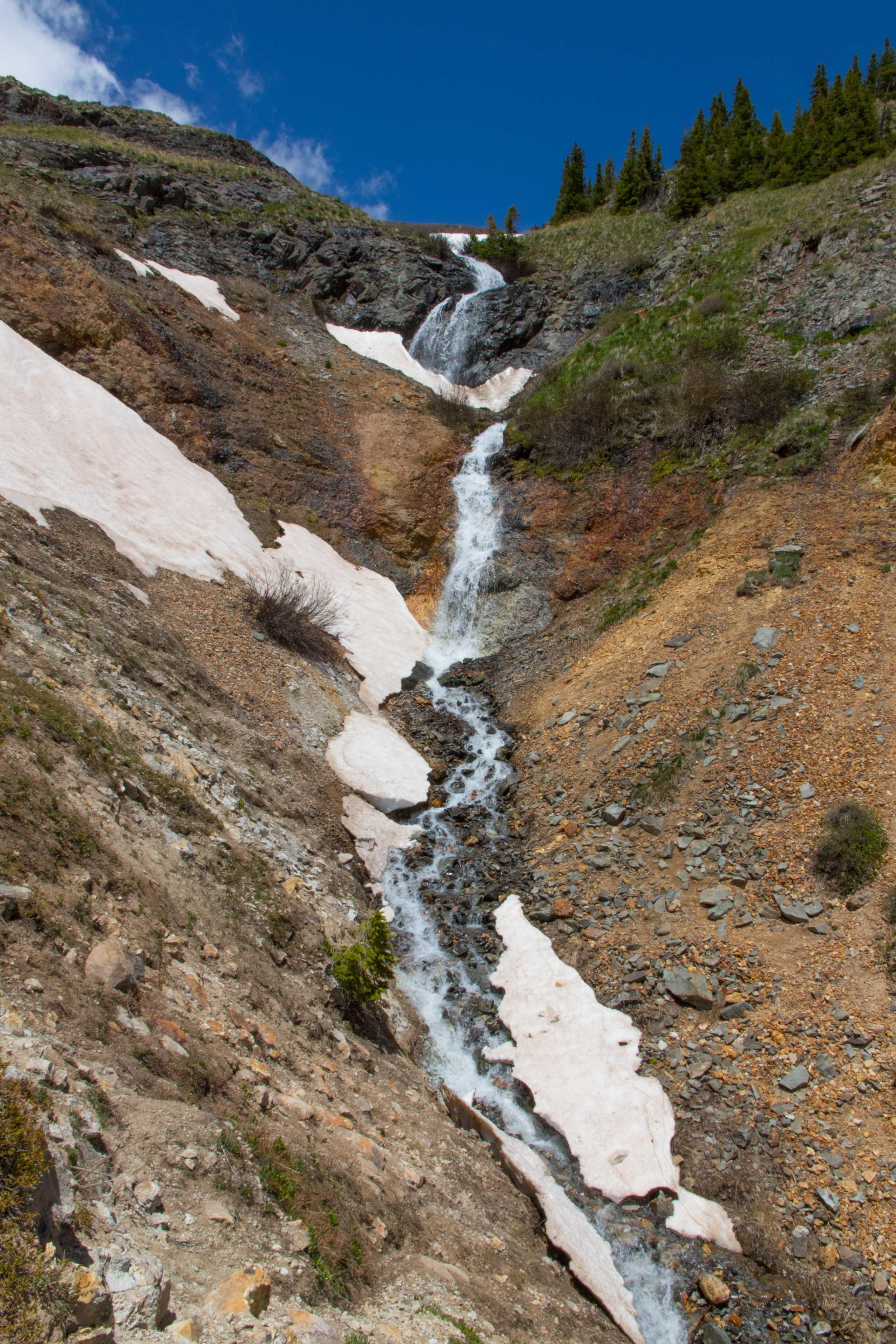 Black Bear Waterfall, Image #JS_0805