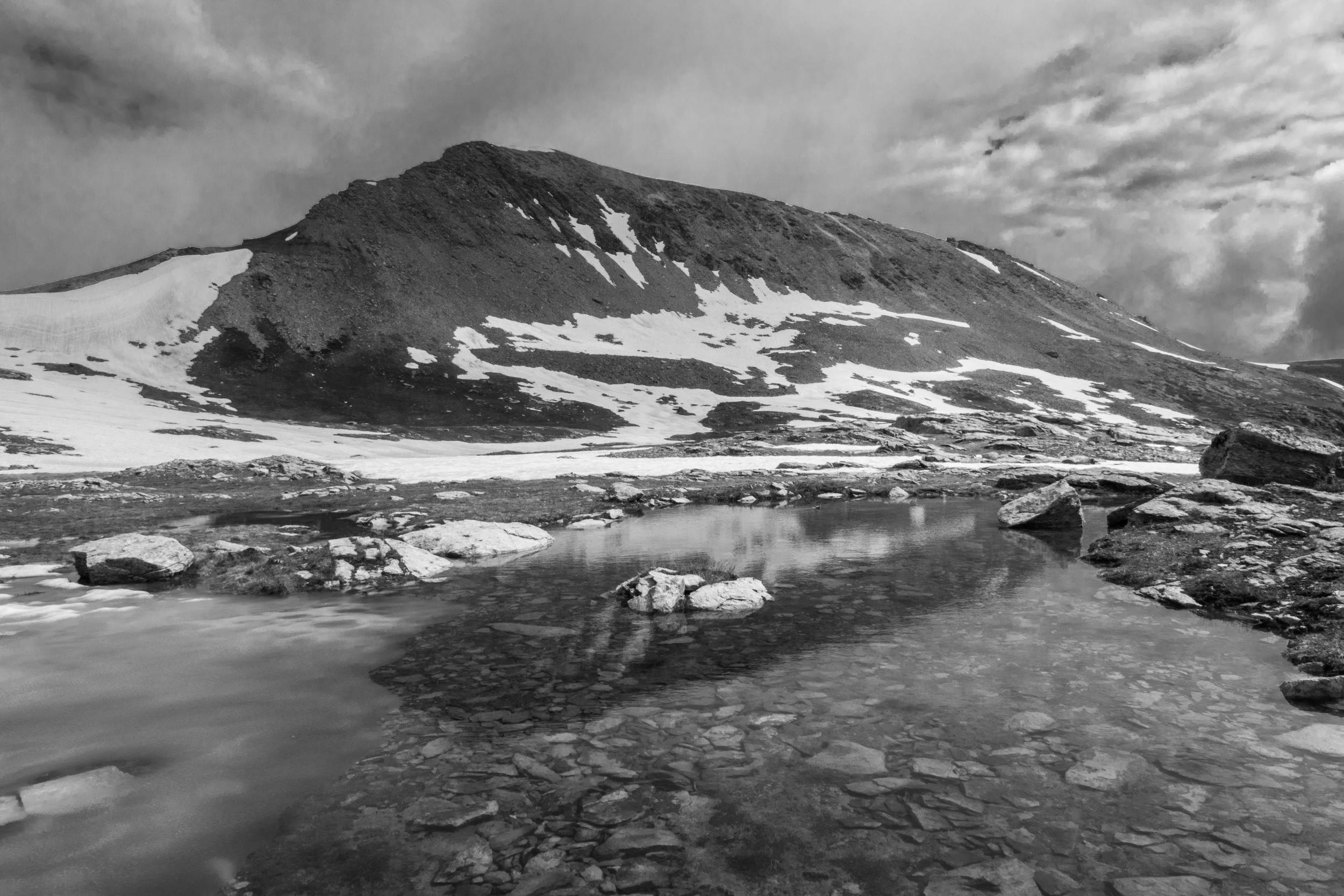 Porphyry Basin Reflection, Image #JS_5579