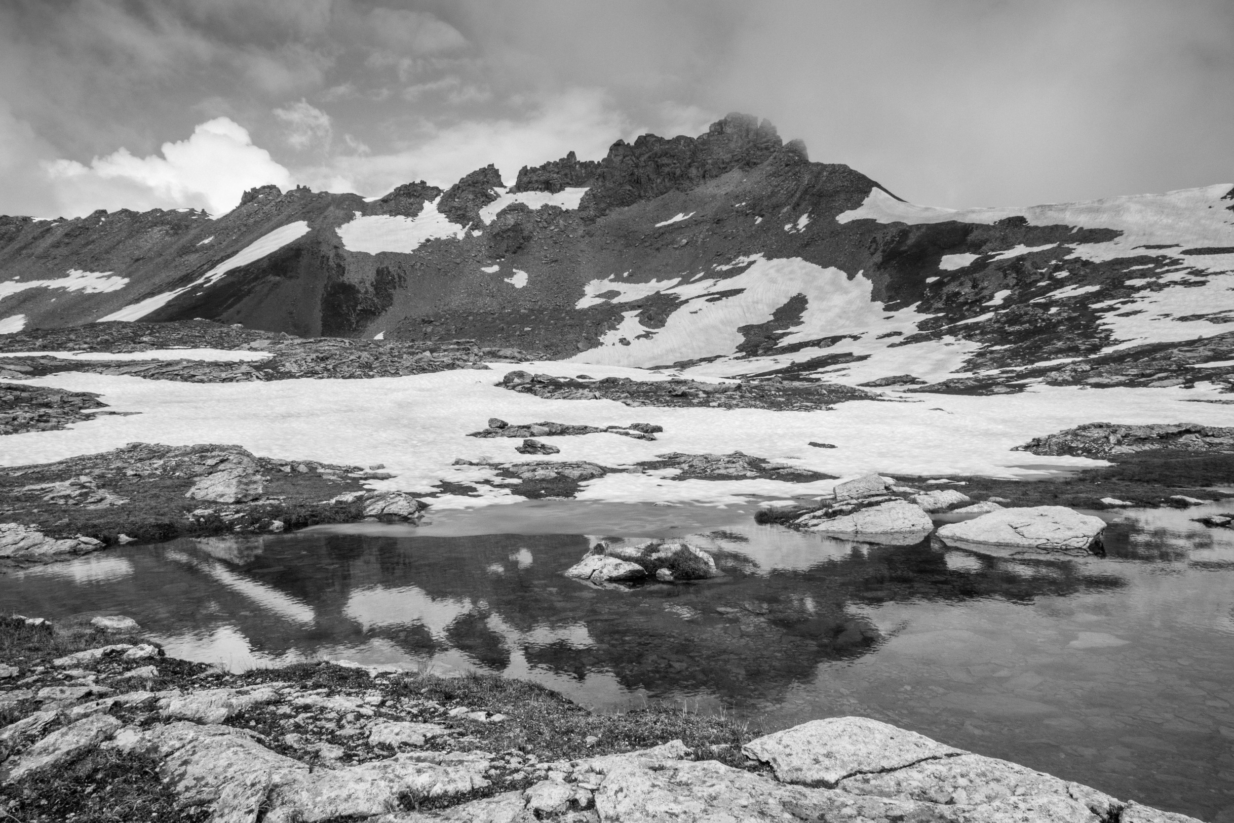 Porphyry Basin Reflection, Image #5582