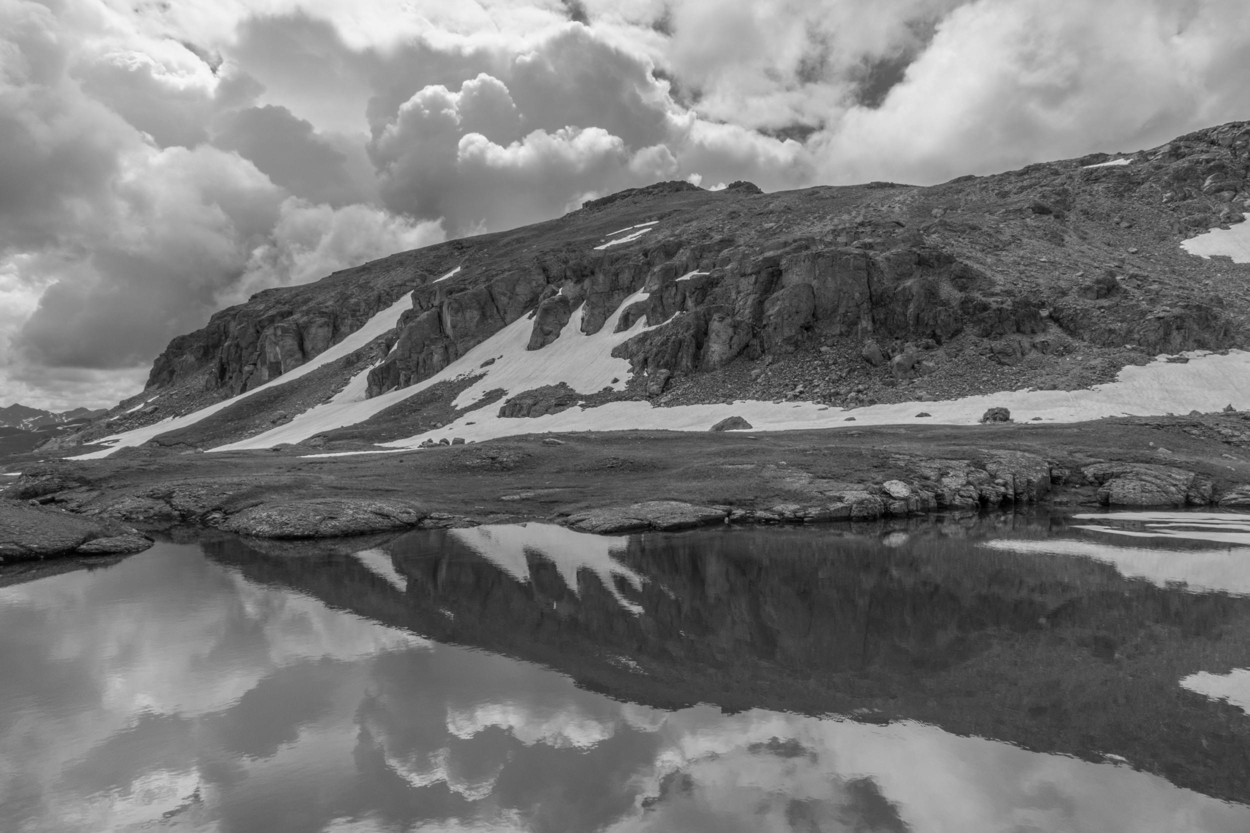 Bullion King Lake Reflection, Image #5813