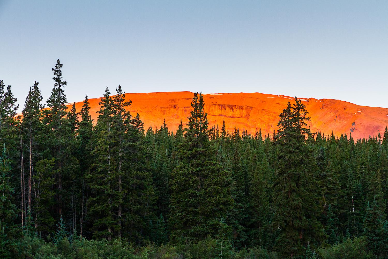 Horseshoe Mountain 13,898', Image #1300