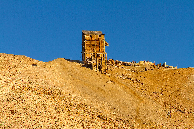 Sunrise on Hilltop Mine, Image # 1409