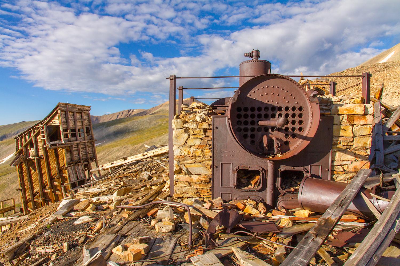 Hilltop Mine, Image #1606