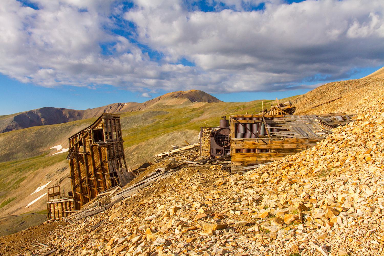 Hilltop Mine, Image # 1682