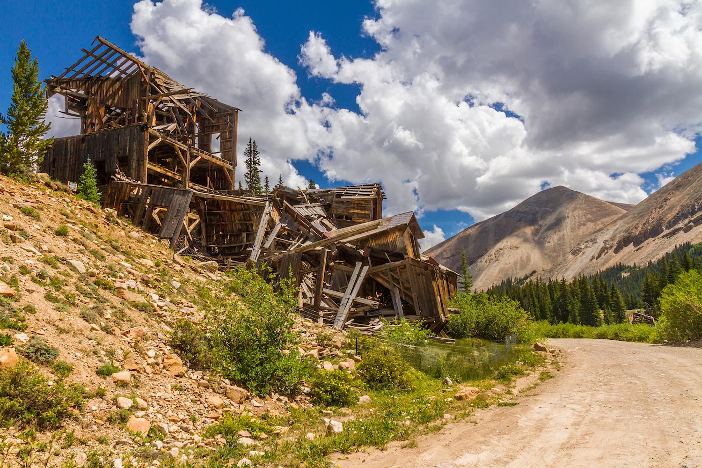 Leavick Mine, Image # 2555