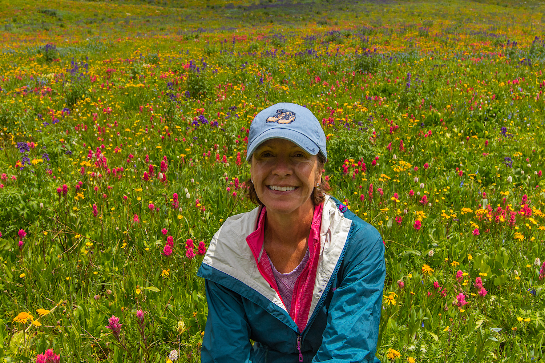 Angela Bouchard, Stoney Pass, Image # JS2_1488