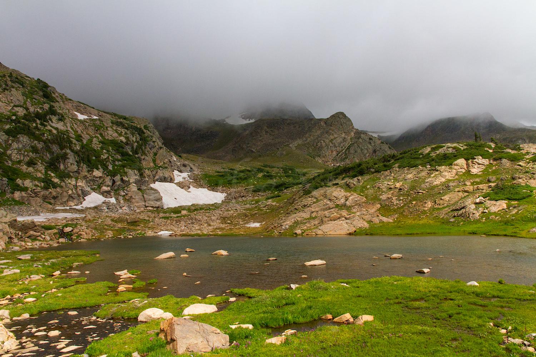 Pond near King Lake, Image # 9948