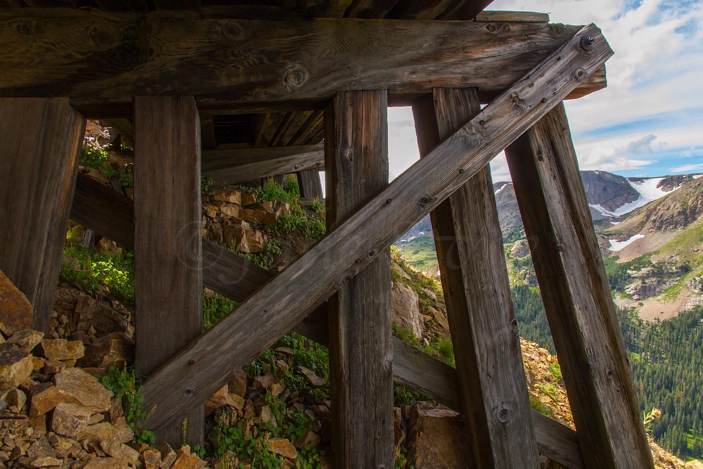 Trestle near Needle Eye Tunnel, Image # 0952