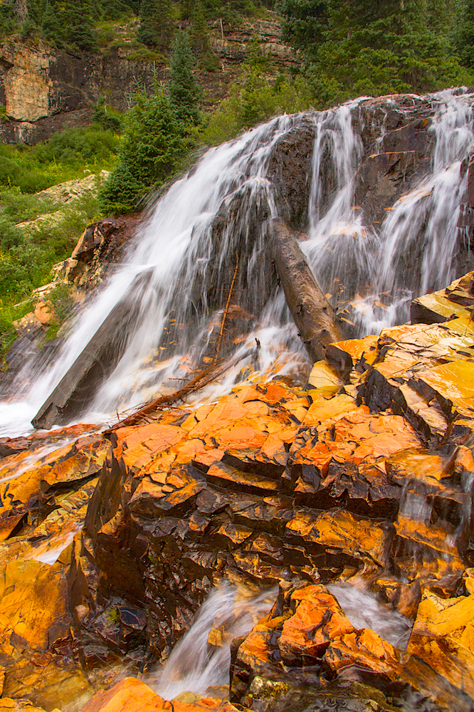 CASCADE DIVIDE WATERFALL, IMAGE # 5364