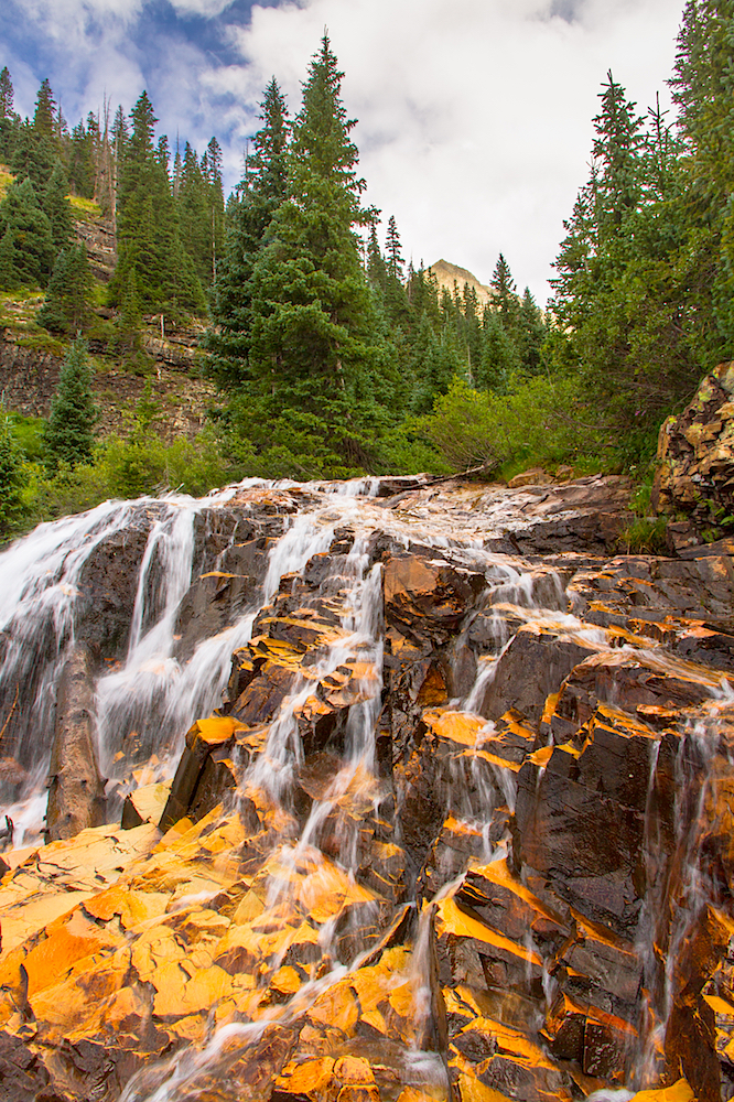CASCADE DIVIDE WATERFALL, IMAGE # 5416