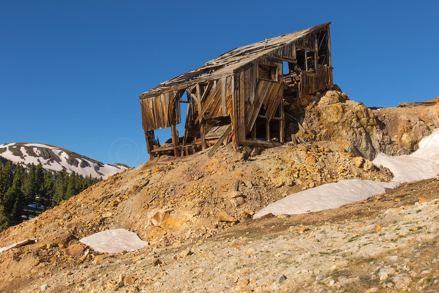Carbon Lake Mine, Image # 3243