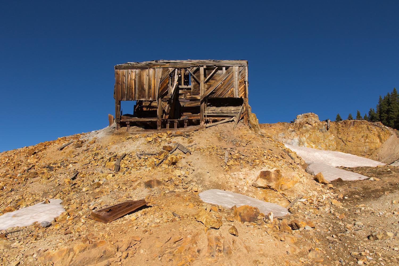 Carbon Lake Mine, Image # 3236