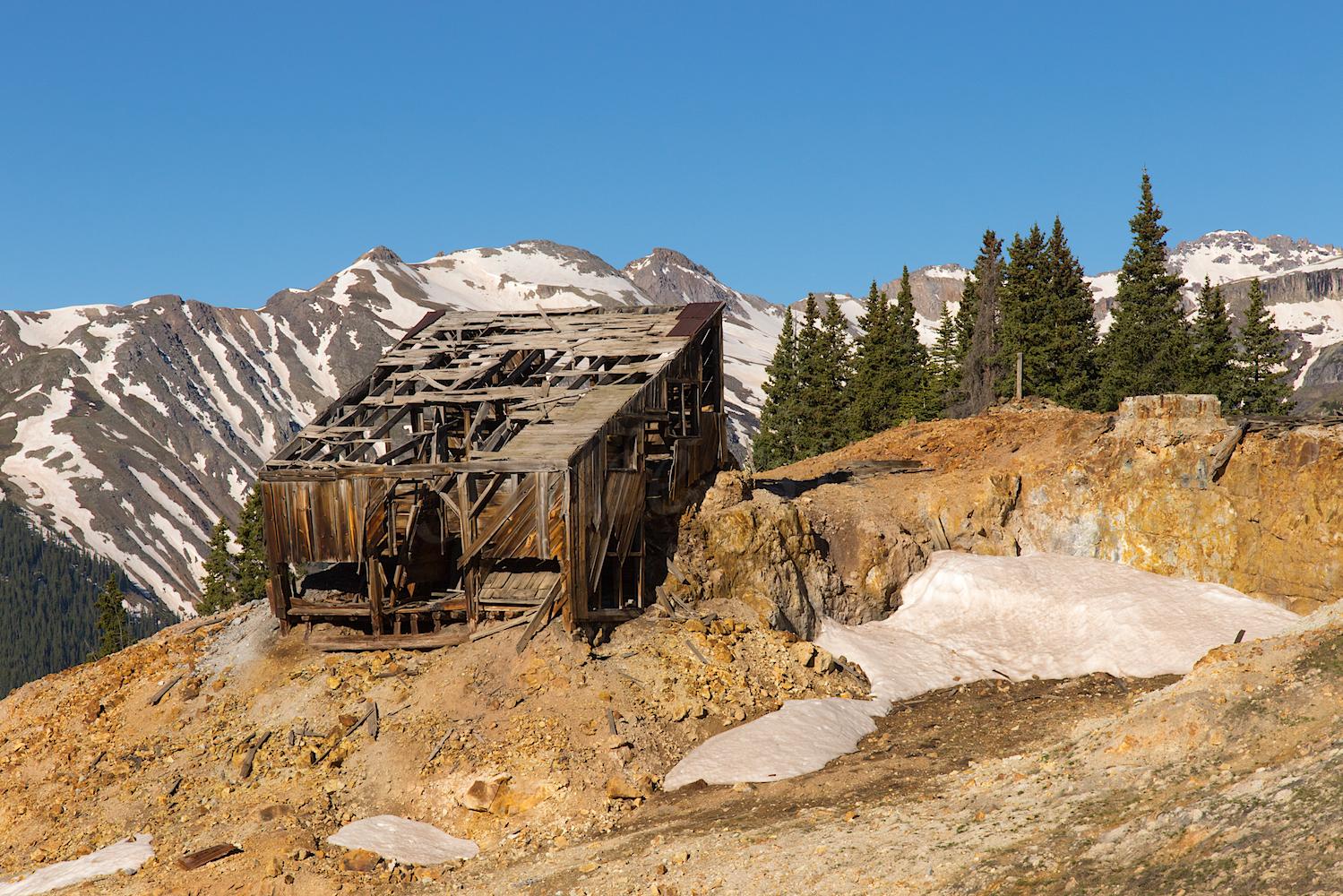 Carbon Lake Mine, Image # 3257