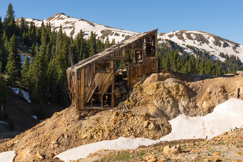 Carbon Lake Mine, Image # 3250