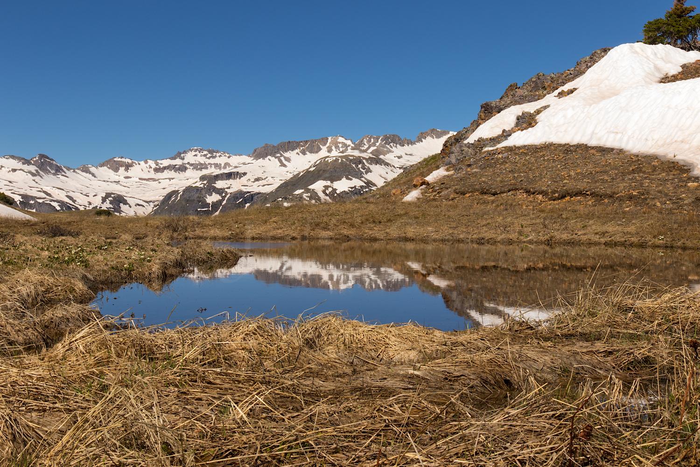 Reflection Pond, Image # 3750