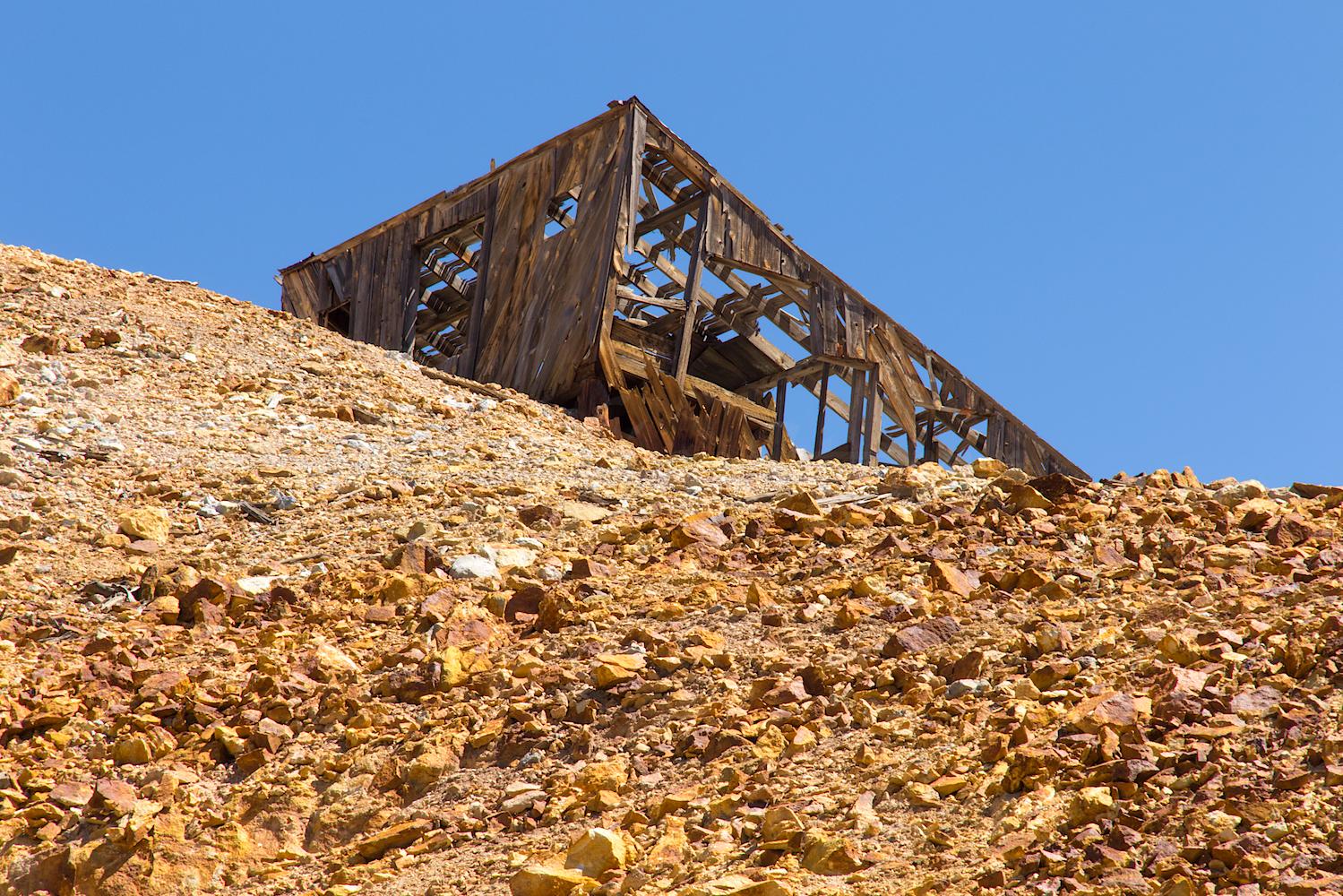 Carbon Lake Mine, Image # 3894