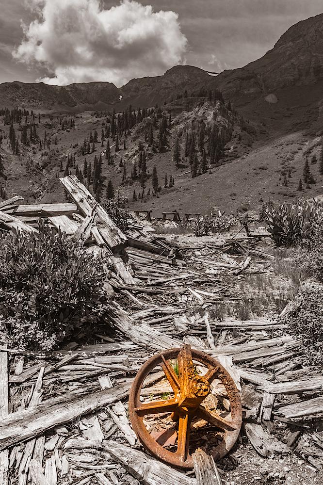 Barstow Mine, Image # 8444