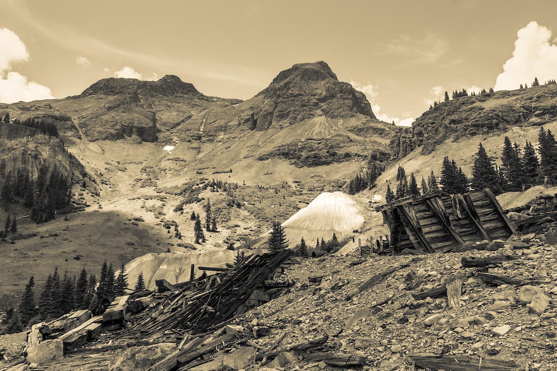 Barstow Mine, Image # 9175