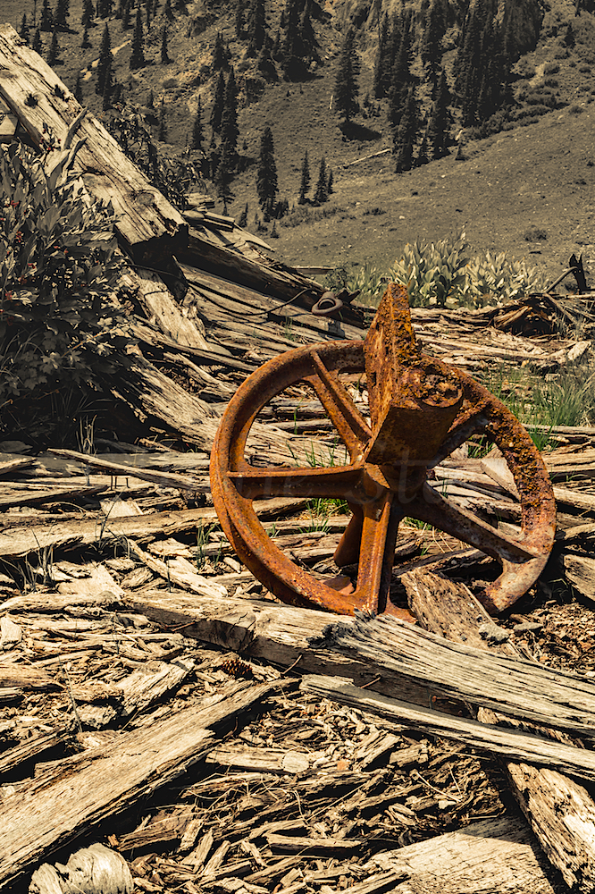 Barstow Mine, Image # 8662