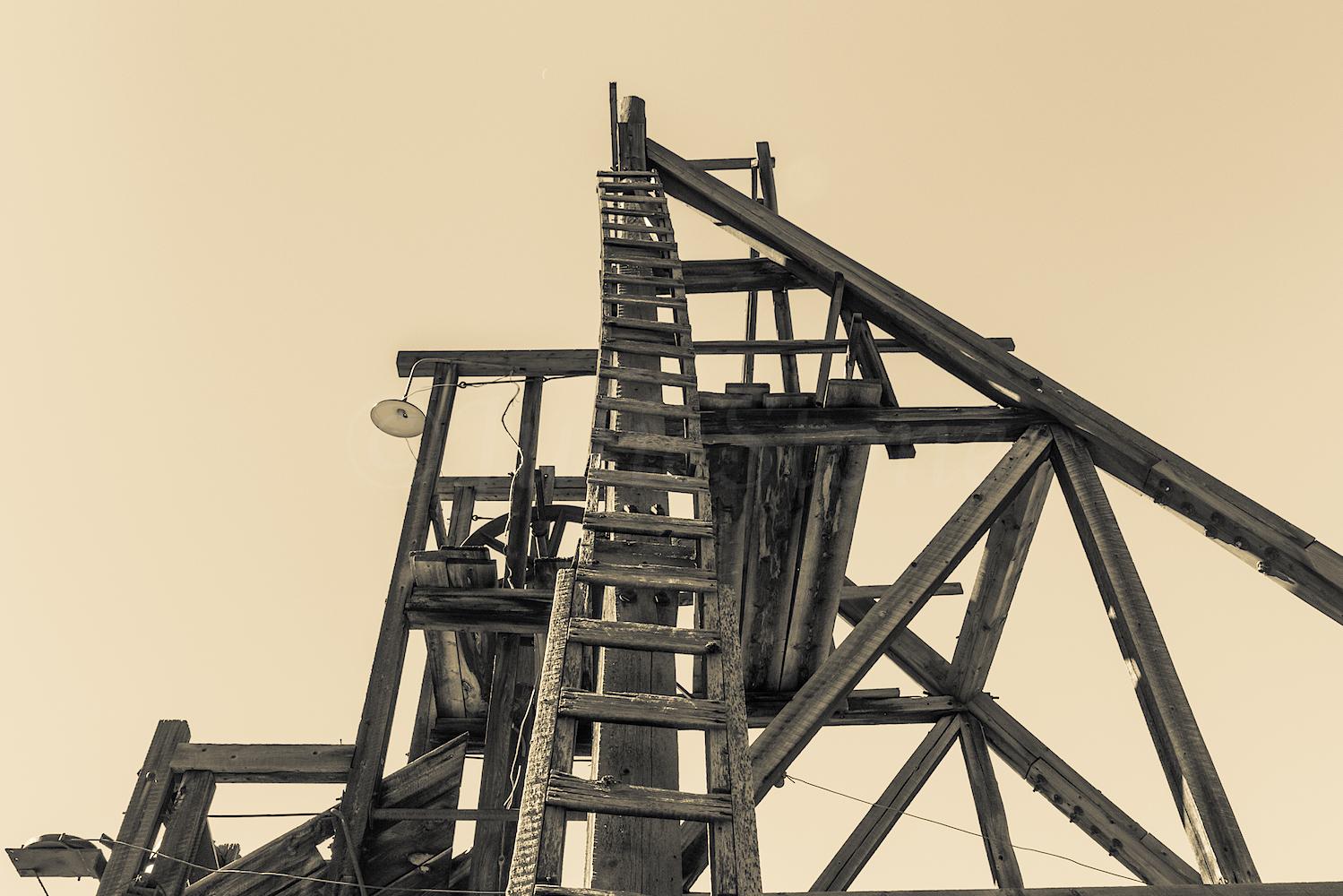 Henson Mine Shaft, Image # 5175