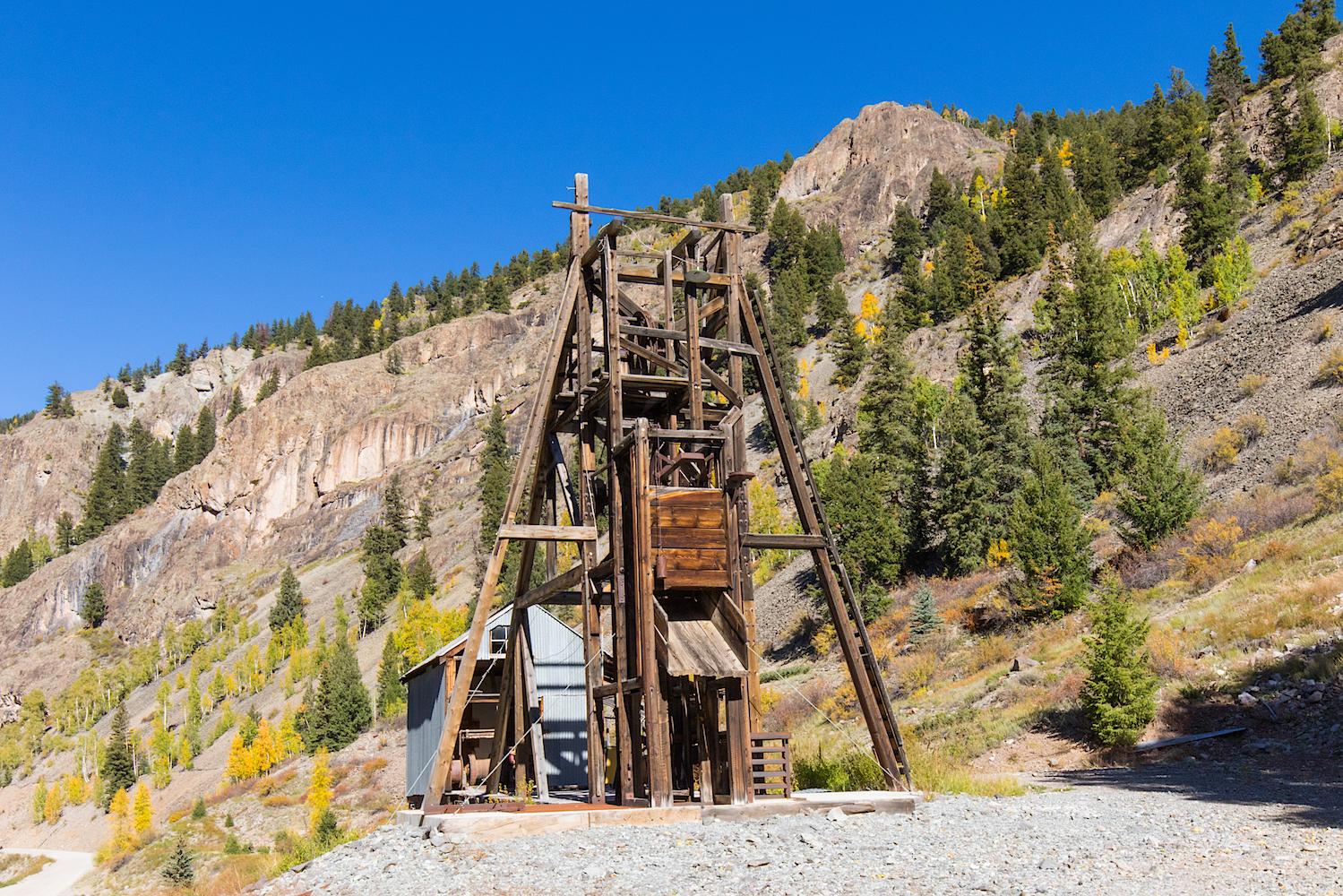 Henson Mine Shaft, Image # 5143