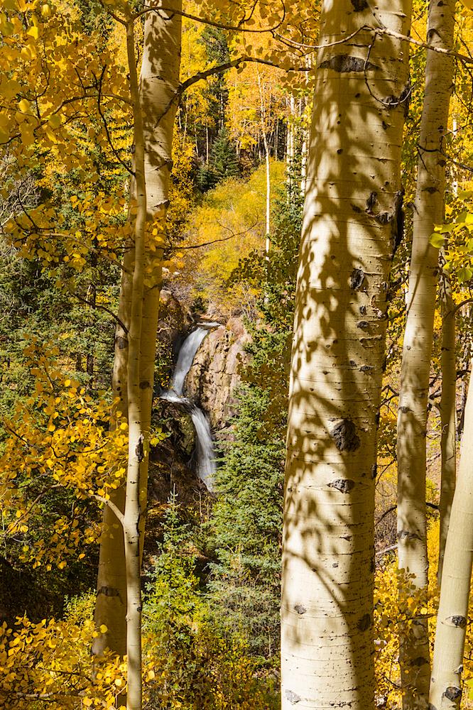 Nellie Creek Falls, Image # 5222