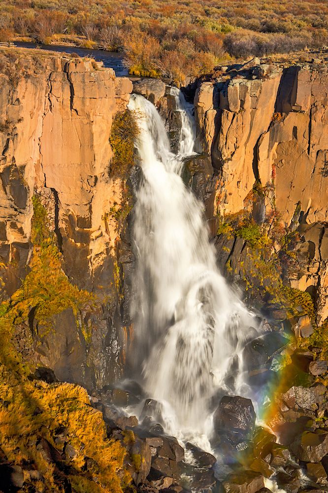 North Clear Creek Falls, Image # 4893