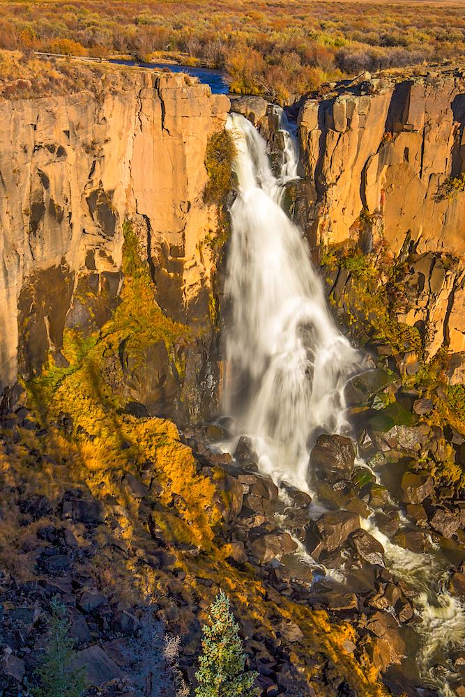 North Clear Creek Falls, Image # 4946