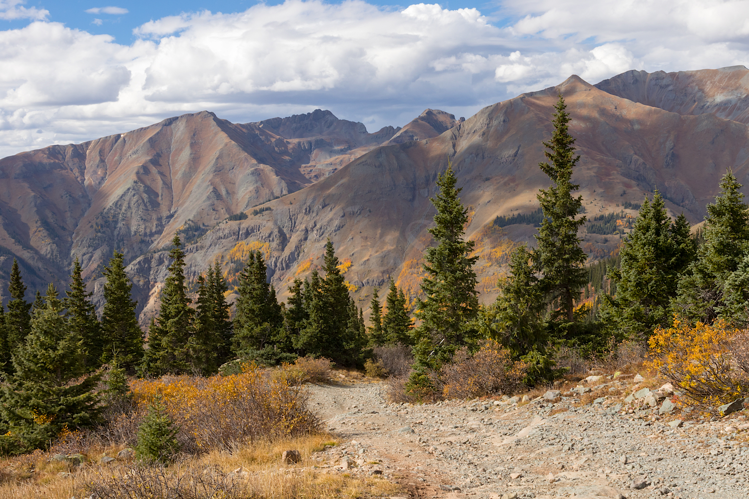 Road to Little Giant Basin, Image # 8783