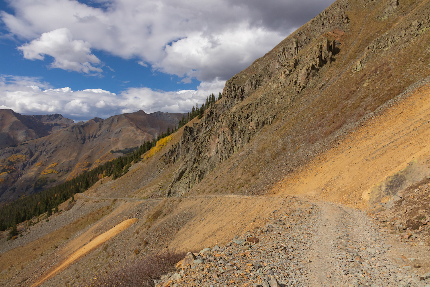 Road to Little Giant Basin, Image # 8875