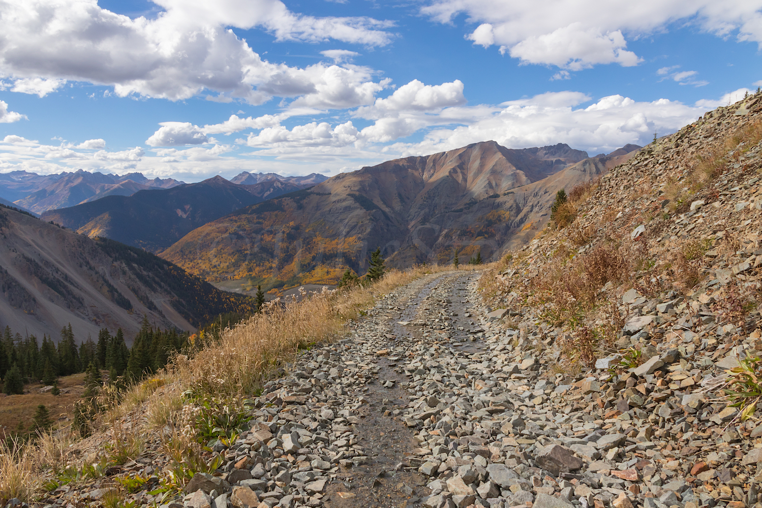 Road to Little Giant Basin, Image # 8883